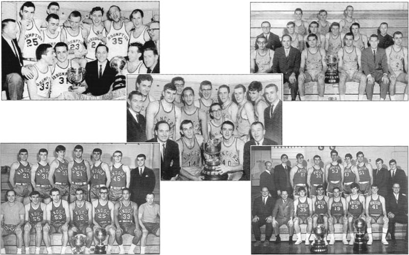 University of Windsor Basketball Teams