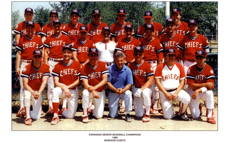 Windsor Chiefs 1988