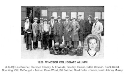 Windsor Collegiate 1928 Alumni